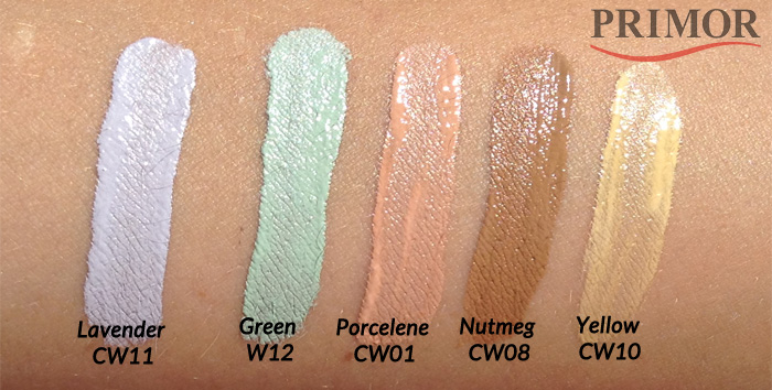 Swatches correctores hd concealer wand nyx - Nyx concealer wand yellow ...