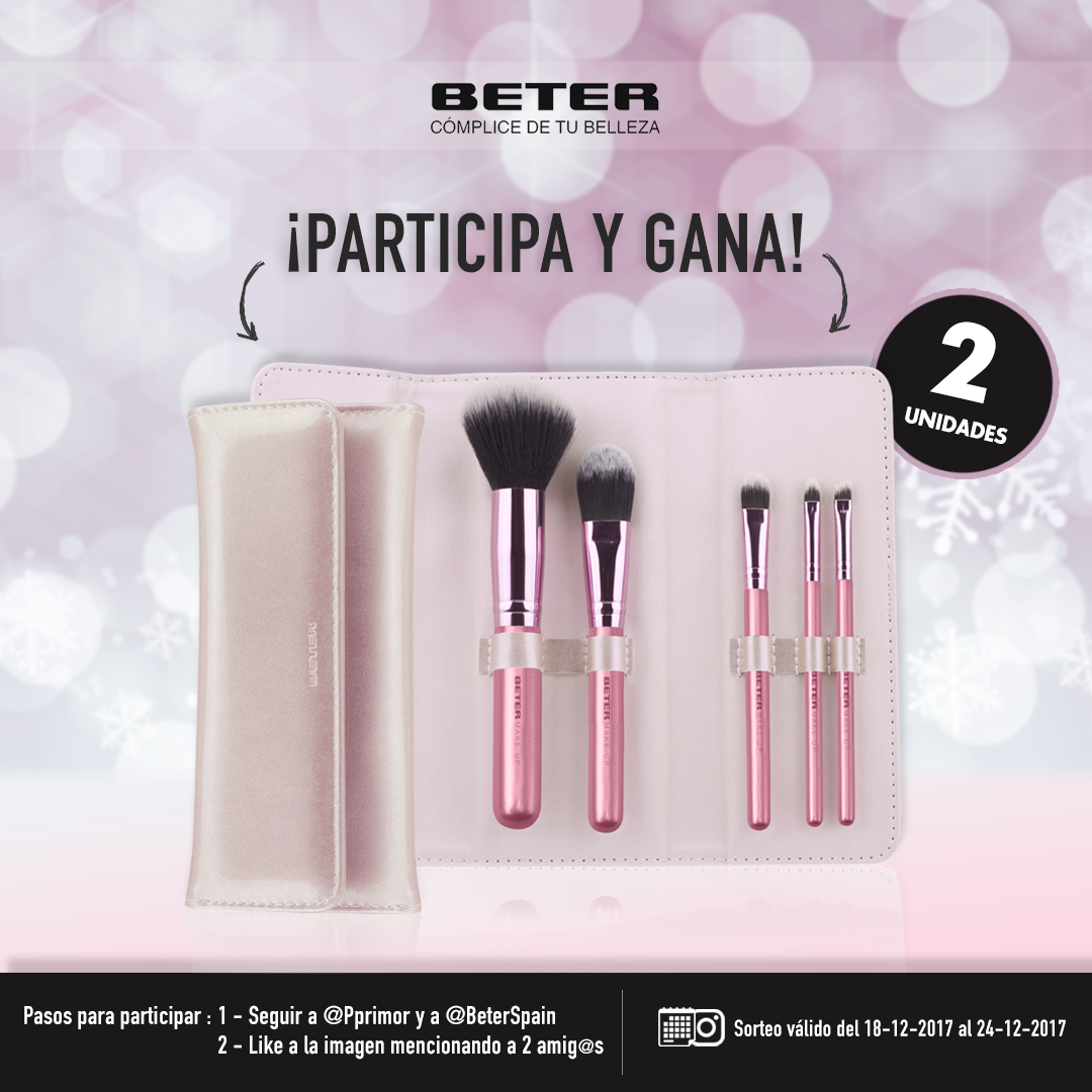 Sorteo Beter Day To Night Primor